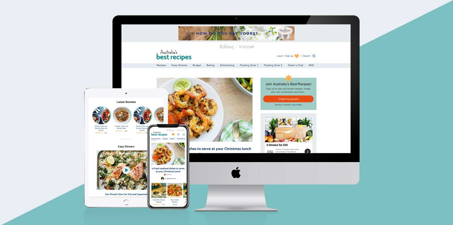 Portfolio Best Recipes