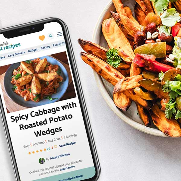 Best Recipes UX Case Study